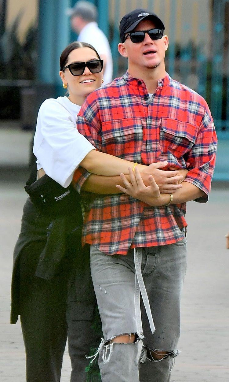 Akhirnya! Jessie J Pamer Foto Mesra dengan Channing Tatum