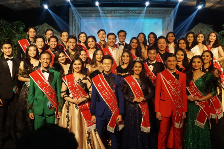 Pencarian 'Mr & Ms' London School Public Relation 2019