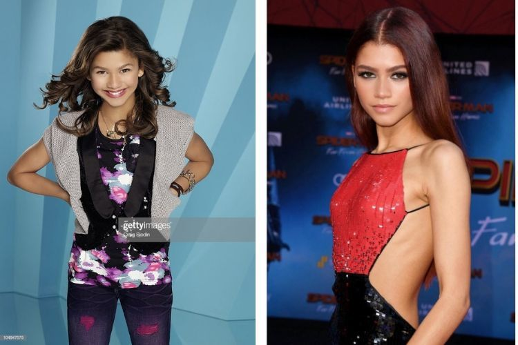 Dari Imut Hingga Dewasa, Begini Transformasi Para Bintang Disney