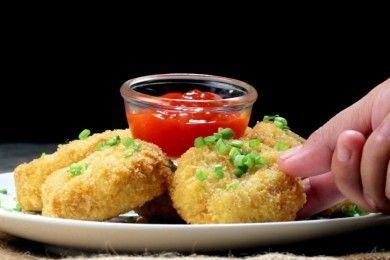 Resep Membuat Nugget Ayam Rumahan Lebih Sehat