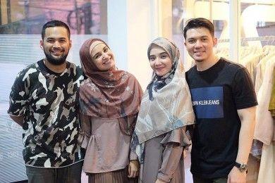 Nggak Nyangka 7 Artis Indonesia Ini Ternyata Saudara Ipar