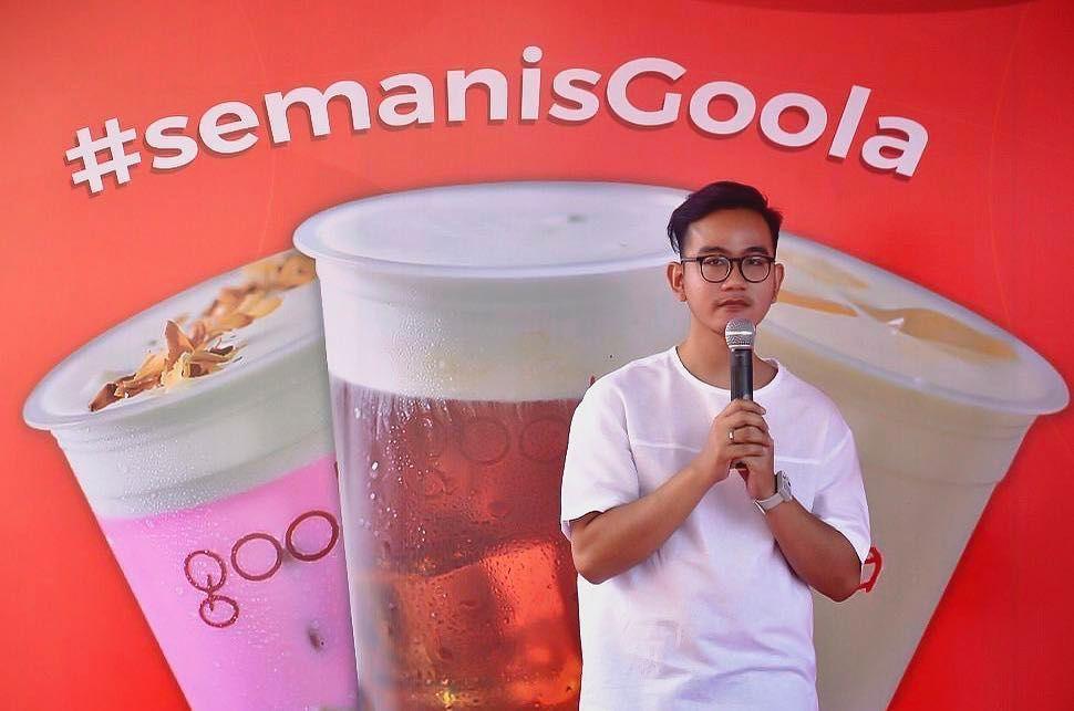 Gibran Rakabuming: Minuman Indonesia Nggak Kalah Enak dari Boba