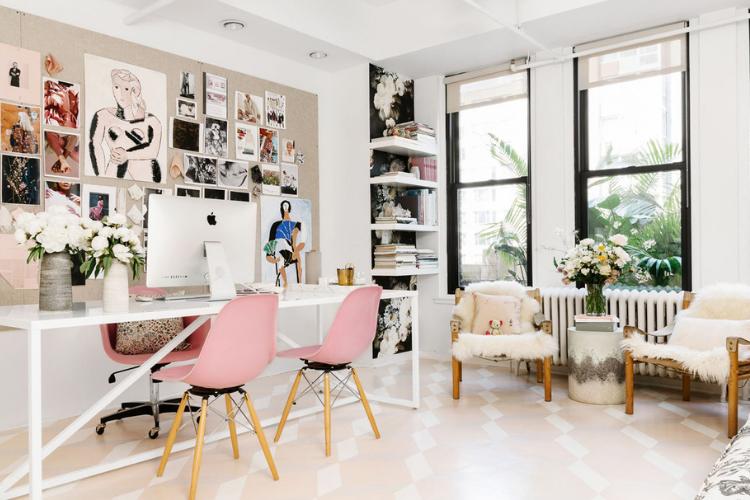 Cara Menata Ruang Kerja yang Fashionable