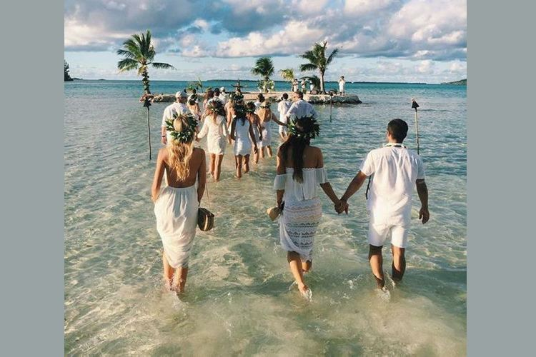 7 Ide Pernikahan Tepi Pantai yang Bisa Menginspirasi Pernikahanmu