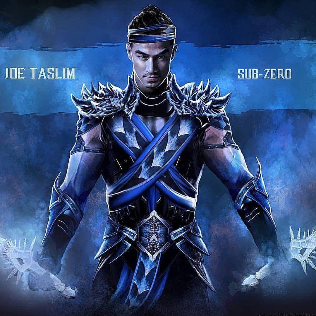 Confirmed! Joe Taslim Akan Bintangi Mortal Kombat Live Action