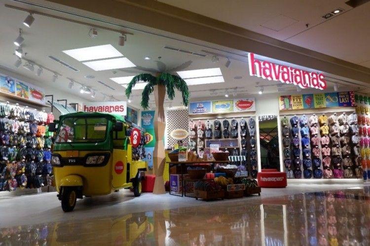 Havainas Berikan Kejutan Spesial Pada Gerai Terbarunya!