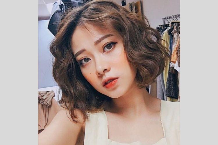 Model Rambut Pendek Wanita Korea Ladiestory Id