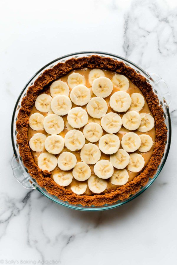 Resep Membuat Banoffee Pie