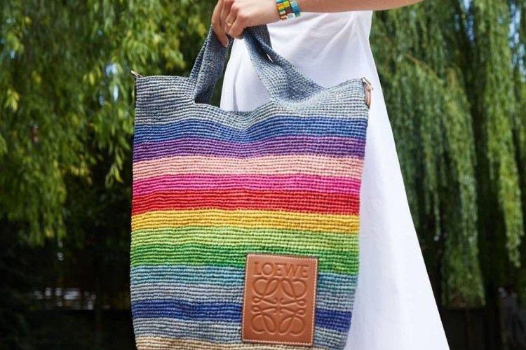 #PopbelaOOTD: Saatnya Koleksi Tote Bag Playful