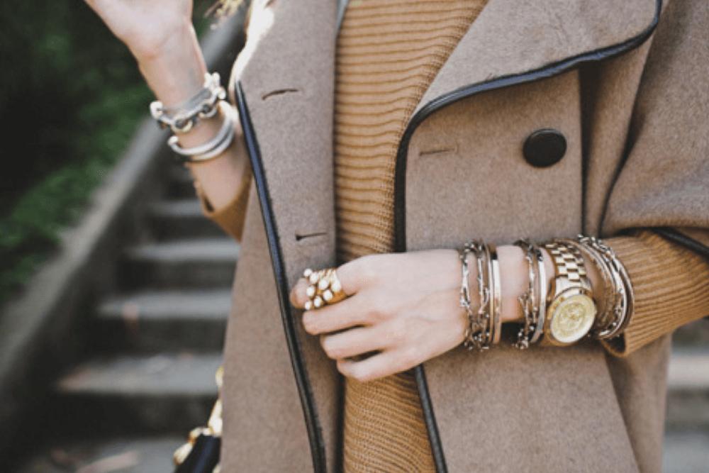 Cara Mix N Match Perhiasan dengan Berbagai Fashion Item