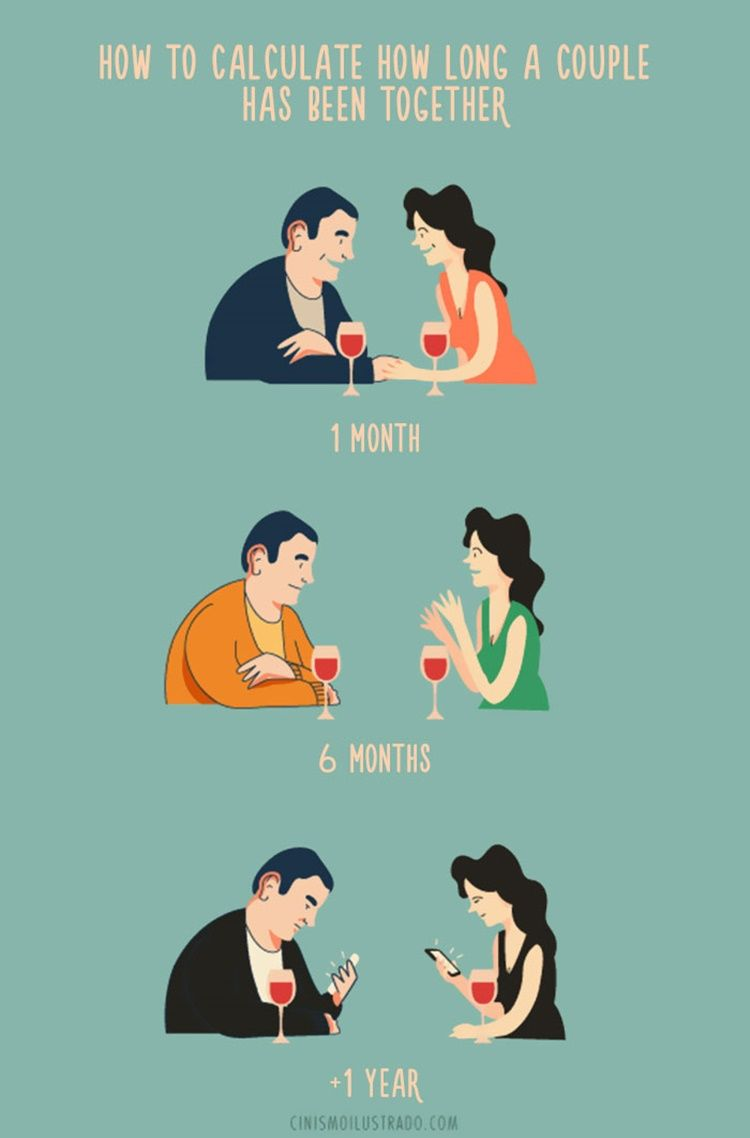 12 Ilustrasi Cinta di Zaman Modern yang Bikin Kita Berpikir Dua Kali