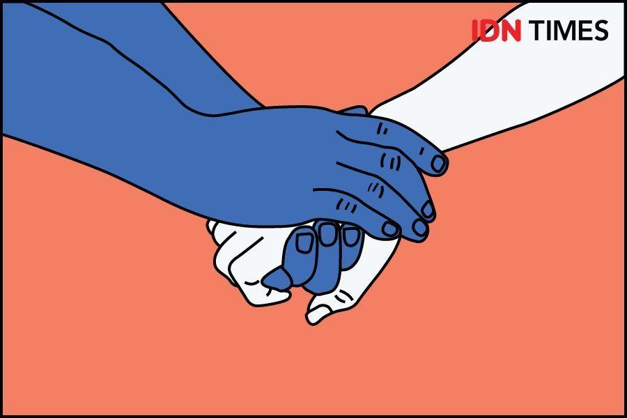 8 Makna Terpendam Di Balik Cara Laki Laki Menggenggam Tanganmu