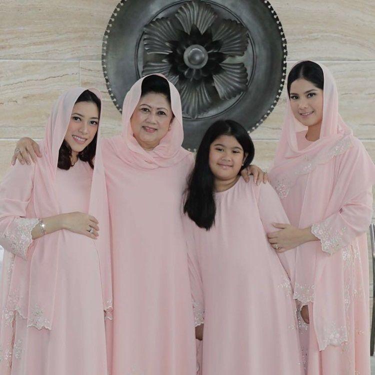 Kompak, Ini 10 Potret Keakraban Annisa Yudhoyono dan Aliya Rajasa