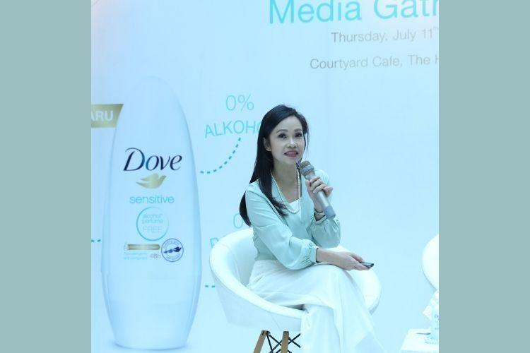 Dove Hadirkan Deodoran dengan Formulasi Terbaru untuk Ketiak Sensitif