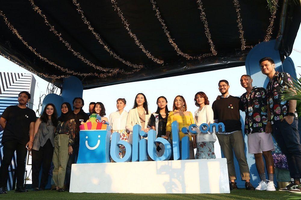Sambut We The Fest 2019, Blibli.com Menggandeng 6 Desainer Lokal