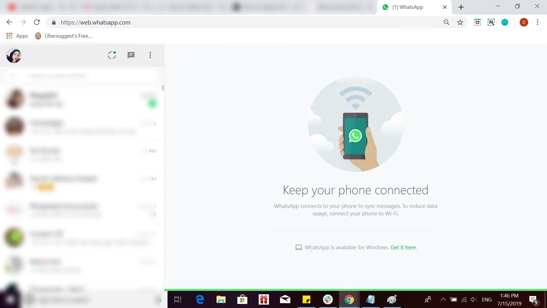 Cara Mudah Download Aplikasi WhatsApp di Laptop