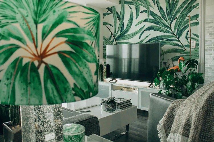 7 Cara Memasang Wallpaper Dinding Sendiri Dirumah