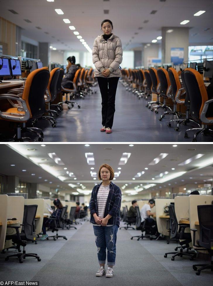 15 Foto Ini Buktikan Perbedaan Korea Selatan dan Korea Utara