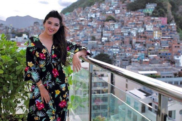 Romantis, 9 Foto Serunya Liburan Ashanty & Anang Hermansyah di Brazil