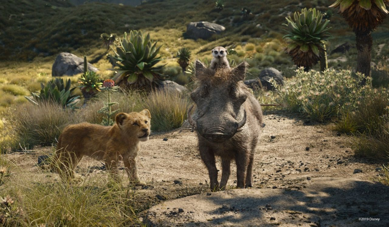 Review Film The Lion King: Live Action yang di Luar Ekspektasi