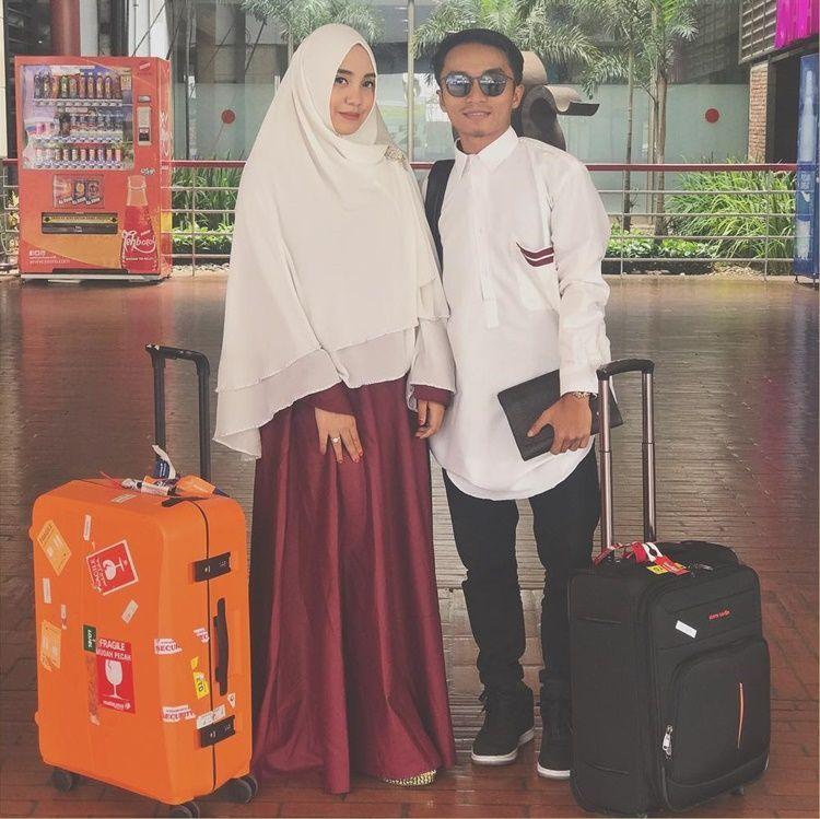 Hanya Nikah 3 Bulan, Ini Perjalanan Cinta Salmafina Sunan & Taqy Malik