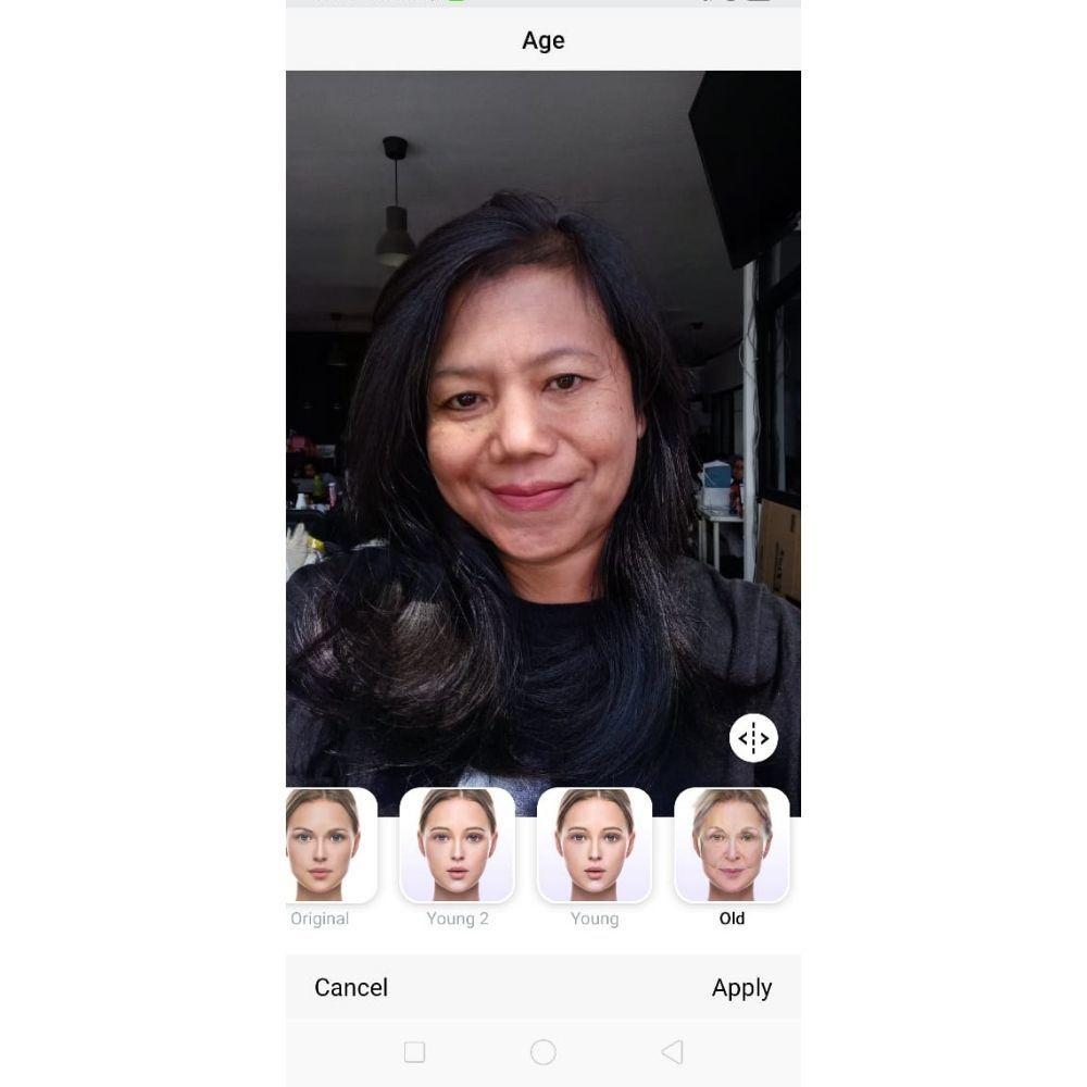 Cara Pakai Aplikasi FaceApp untuk Ikutan #AgeChallenge