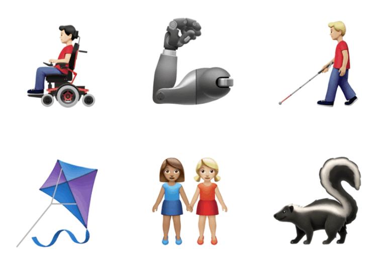 Apple Luncurkan Emoji Baru untuk Iphone