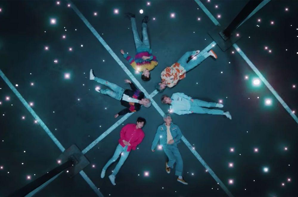 Lirik Lagu 'Lights' BTS dan Artinya