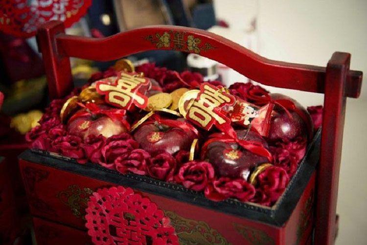 Isi Seserahan dalam Sangjit, Prosesi Lamaran dari Budaya Tionghoa