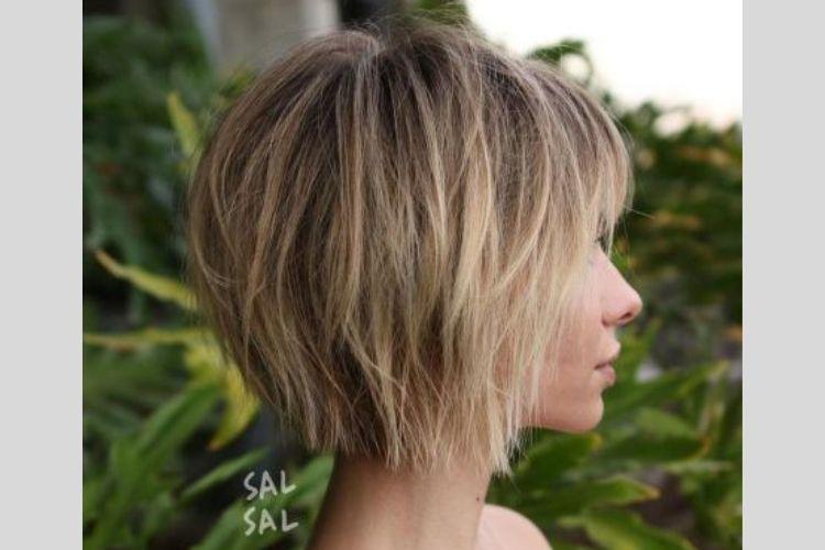 Dari Klasik Hingga Trendi, Ini 7 Model Rambut Layer Pendek