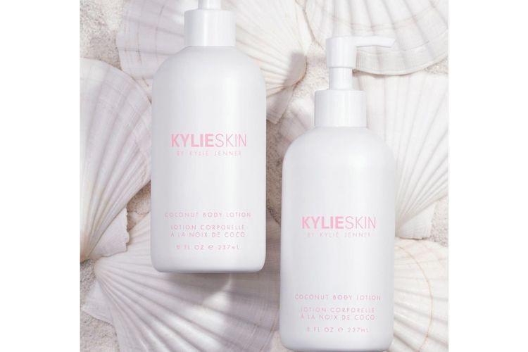 Kylie Skin Meluncurkan Tiga Produk untuk Kulit Badan
