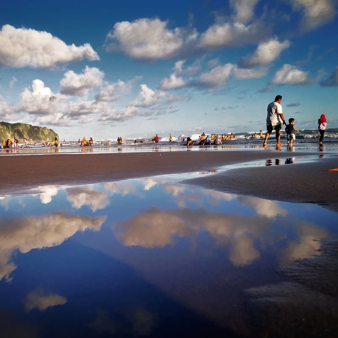 Legenda dan Mitos Pantai Parangtritis yang Penuh Misteri