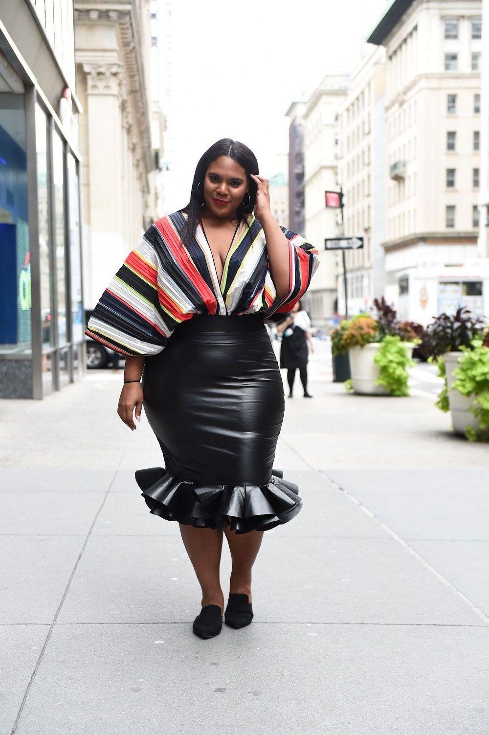Tiru Yuk 5 Cara Berpakaian Orang Gemuk Agar Terlihat Kurus