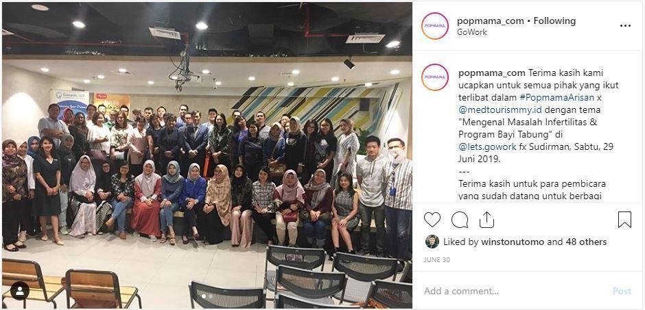 Popmama.com Menjadi Media Parenting No. 1 di Indonesia