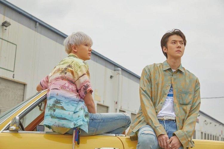 Lirik Lagu 'What A Life' EXO-SC dan Artinya