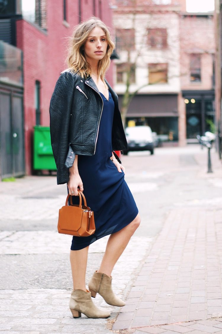 Kasual sampai Edgy, Ini Cara Mengenakan Slip Dress