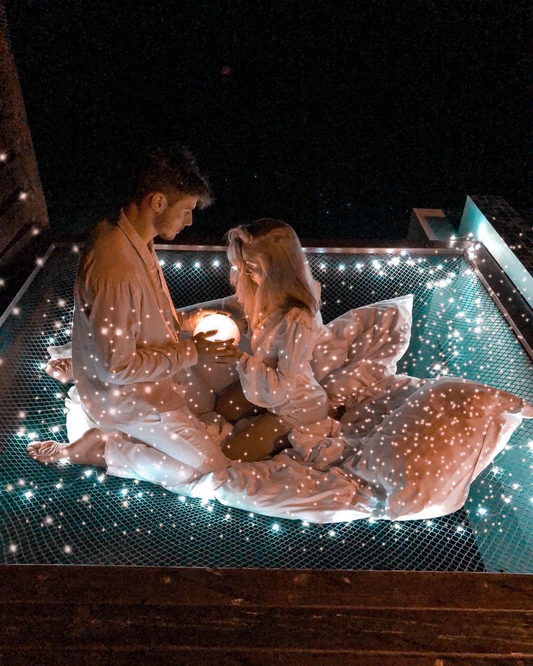 Sensasi Keindahan Resort dengan Beratapkan Bintang di Atasnya