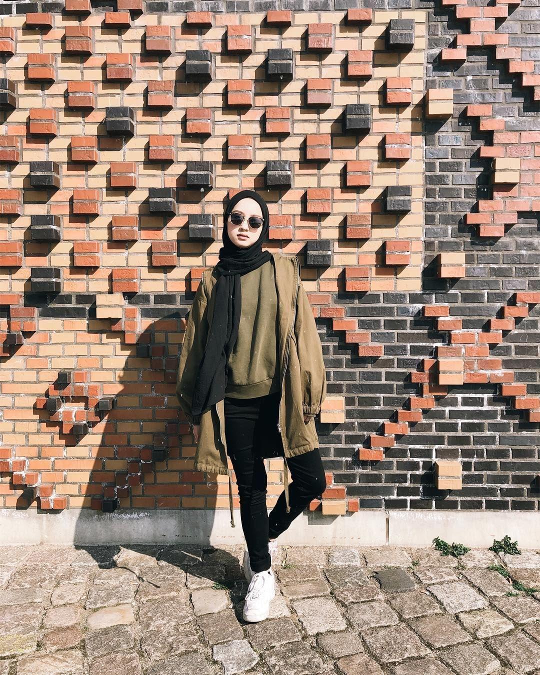 Cara Keren Mix N Match Ootd Khusus Hijab Plus Ada Contekannya