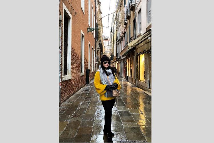 Gaya 'Foto Jalanan' di Berbagai Dunia a la Elvia Cerolline