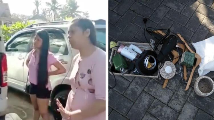 5 Kelakuan Wisatawan Asing Ini Bikin Heboh dan Viral di Bali