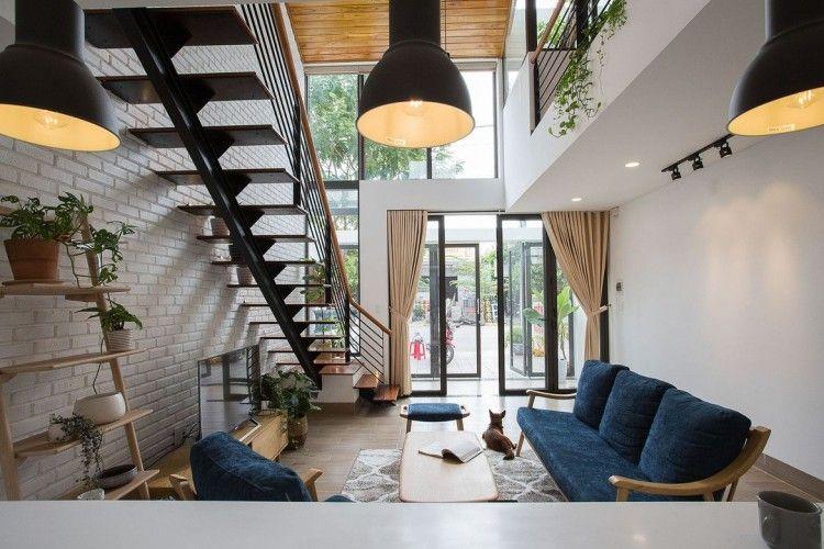 7 Desain Rumah 2 Kamar yang Super Nyaman