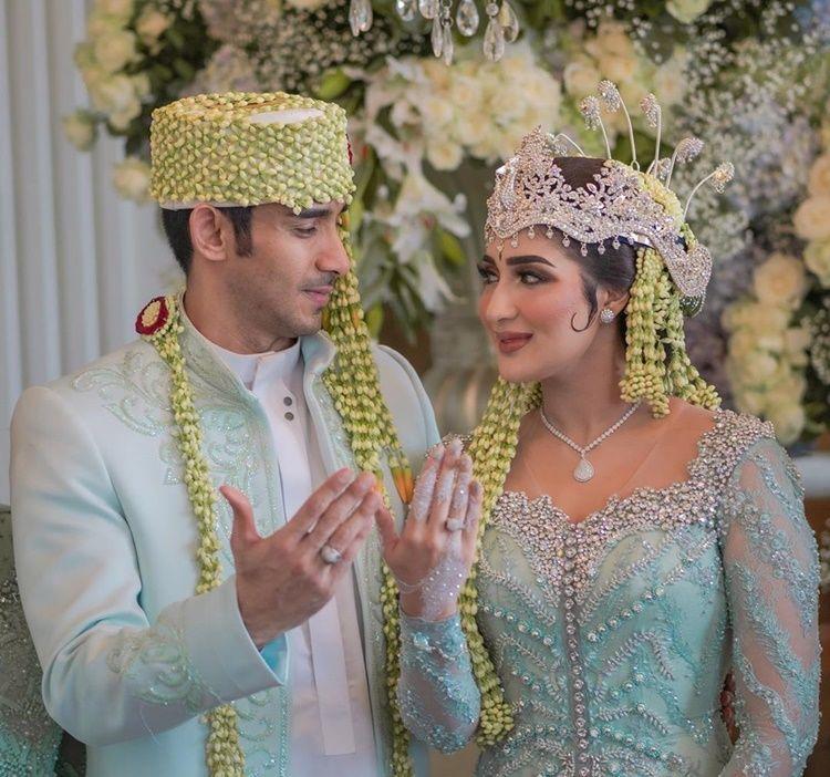 Bak Royal Wedding, Ini 5 Fakta Unik Pernikahan Mewah Tania Nadira