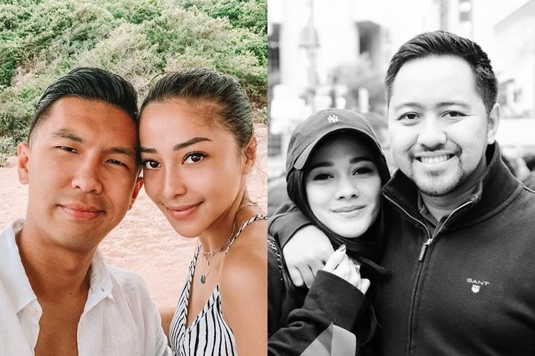 So Sweet! 10 Potret Adu Gaya Pacaran Nikita Willy vs Naysila Mirdad