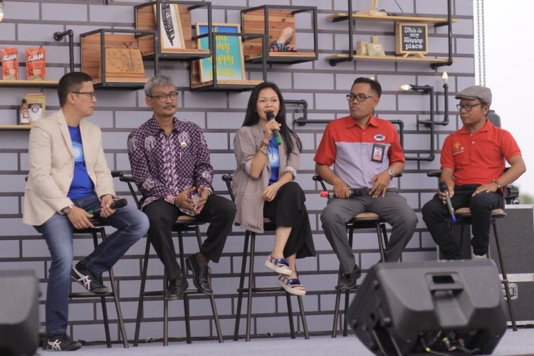 Roadshow Kompetisi 'The Big Start (TBS) Season 4' Resmi Dibuka