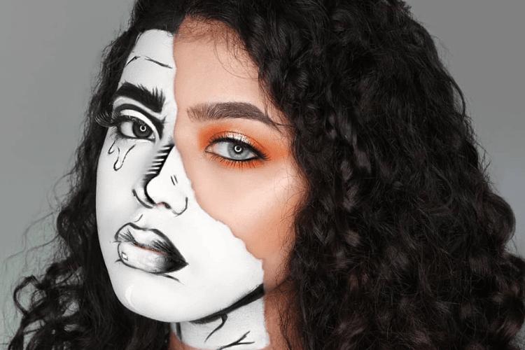 Inspirasi Makeup Jharna: Lihat dari Warna dan Coffee Mug