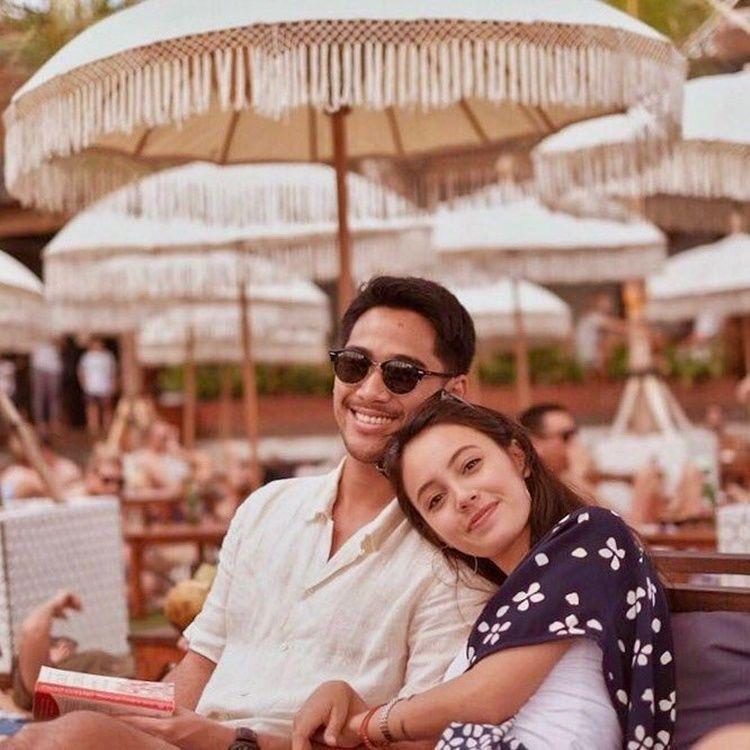 So Sweet! Intip 10 Gaya Pacaran Anggika Bolsterli dan Kekasih