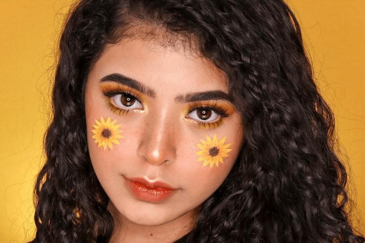 """Inspirasi Makeup Jharna: """"Lihat dari Warna dan Coffee Mug"""""""
