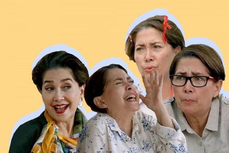 Review Film Mahasiswi Baru: Ide Segar Berbalut Romansa Khas Lansia