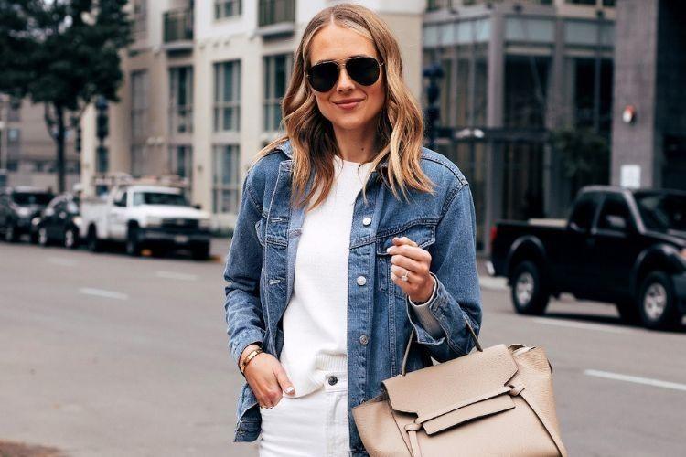 7 Cara Mengenakan Jaket Denim untuk Tiap Acara