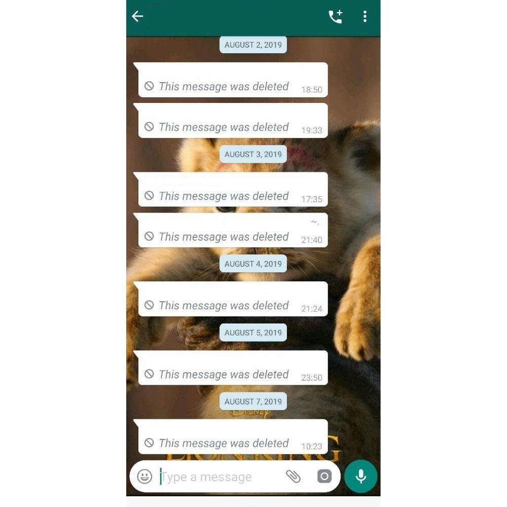 Ini Trik WhatsApp yang Bisa Kamu Gunakan Saat Memori Ponselmu Penuh